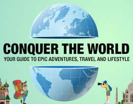 #9 for Need Website Banner for Adventure, Travel, Lifestyle Website by elance007