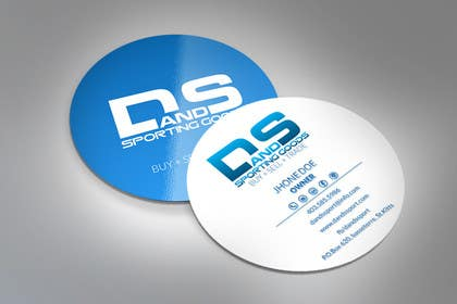 #24 for Sporting good store logo and business card by Warna86