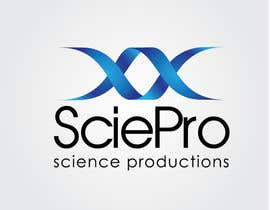 #57 для Logo Design for SciePro - science productions от rgallianos