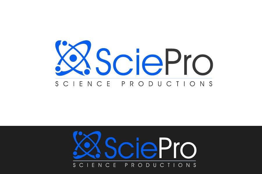 Конкурсная заявка №38 для Logo Design for SciePro - science productions