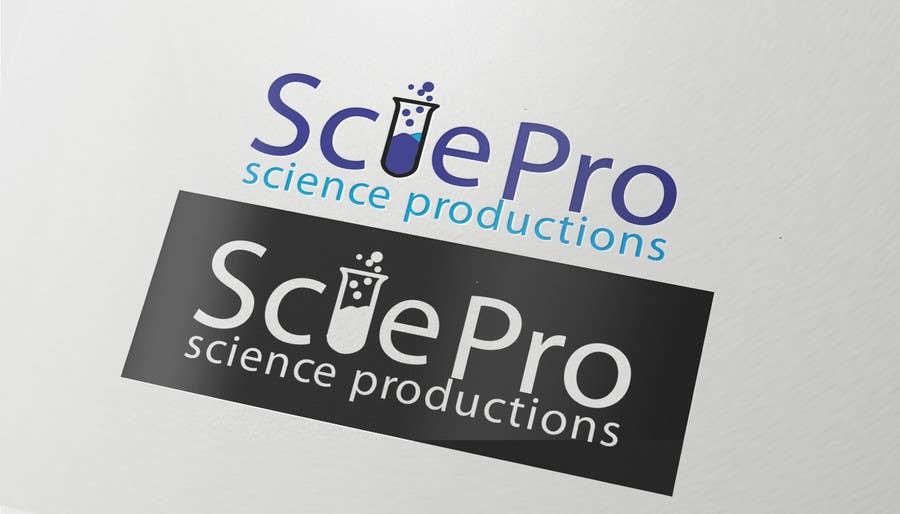 Конкурсная заявка №112 для Logo Design for SciePro - science productions