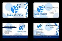 Graphic Design Contest Entry #89 for Business Card Design for Luke's Studio