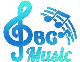 #6 cho Design a Logo for BG Music bởi Feboleb