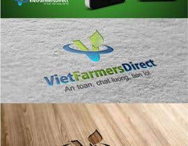 #218 para Logo Design for Viet Farmers Direct por timedsgn