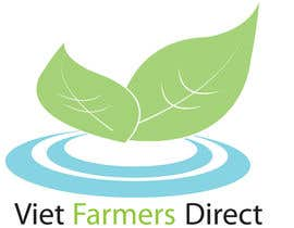 nº 251 pour Logo Design for Viet Farmers Direct par jmars001