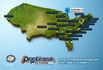 Graphic Design Inscrição do Concurso Nº8 para Design a Map Of Dog Training Locations