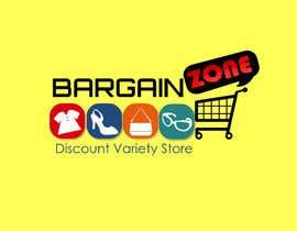#36 untuk Design a Logo for Bargain Zone oleh howieniksz