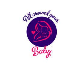 #25 for Develop a Corporate Identity for Allaroundyourbaby boutique by herakhan17
