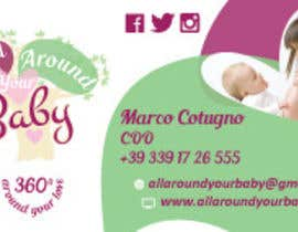 #12 for Develop a Corporate Identity for Allaroundyourbaby boutique by CBDesigns101