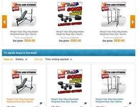 #18 untuk Design a new Ebay listing template oleh sumatraa