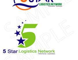 atiqbd tarafından Color-Change on our Logo for 5 Star Logistics Network için no 45