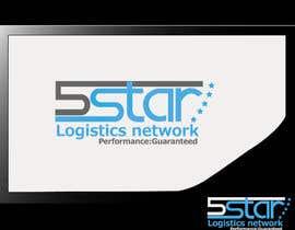 Dreamofdesigners tarafından Color-Change on our Logo for 5 Star Logistics Network için no 50