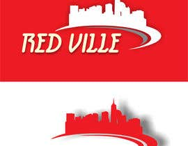#6 for Design a logo for RedVille.be by haseebnoor