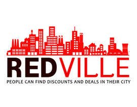 #75 for Design a logo for RedVille.be by greenchilivfx