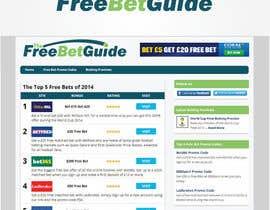 #35 cho Design a Logo for free betting site bởi qdoer