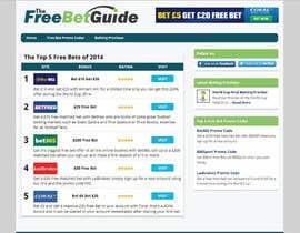 #37 cho Design a Logo for free betting site bởi qdoer