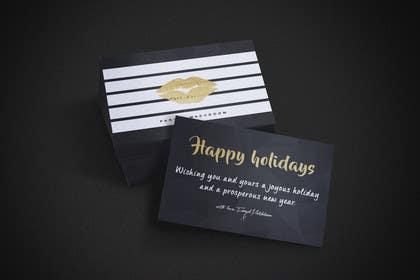 Image of                             CUSTOMER XMAS GREETING CARD