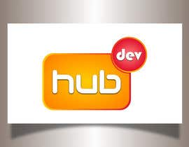 #52 para Diseñar un logotipo para Hubdesarrollo.com por cbertti