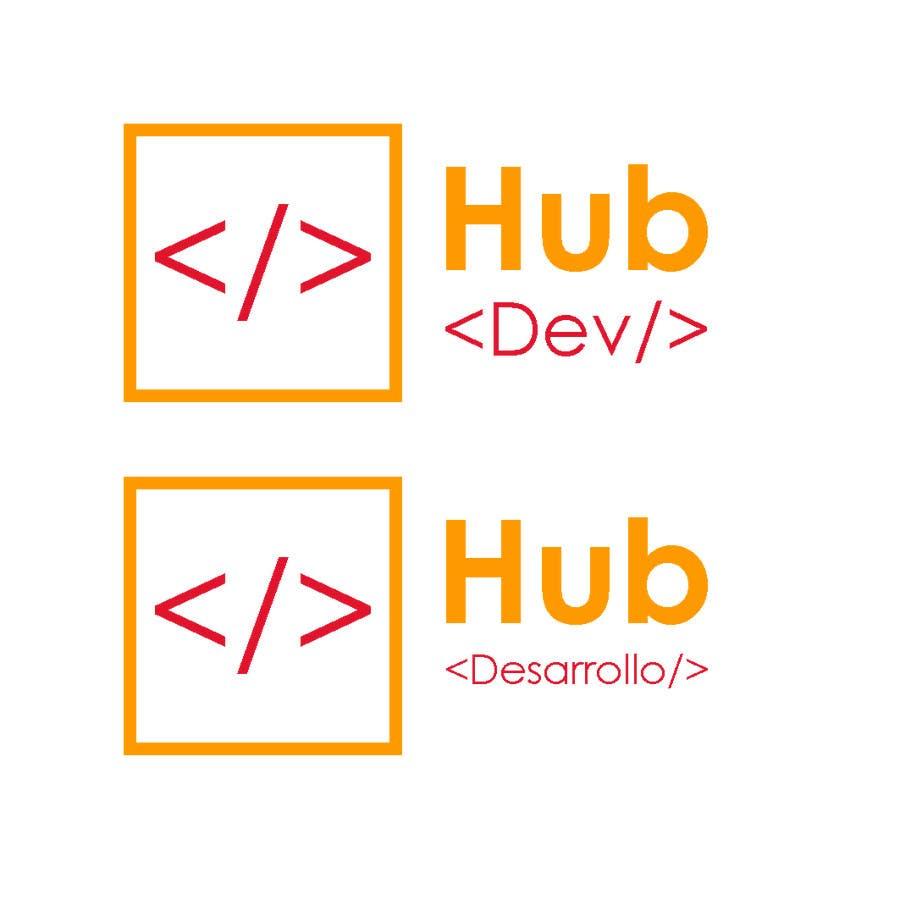 Inscrição nº                                         45                                      do Concurso para                                         Diseñar un logotipo para Hubdesarrollo.com