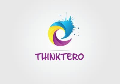 """#35 para Diseña el logo para """"Thinktero"""" de ramiessef"""
