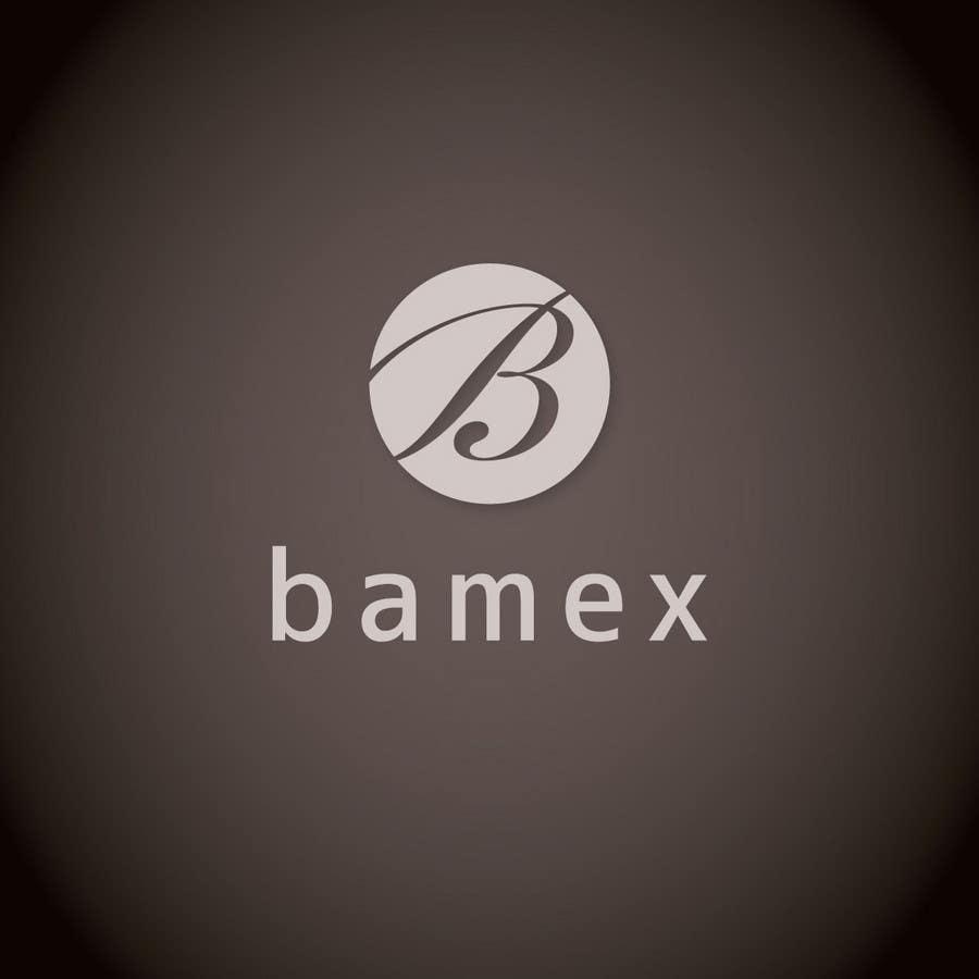 Proposition n°645 du concours Logo Design for Bamex