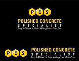 #129 para Logo Design for Polished Concrete Specialists por oxygenwebtech