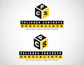 #133 untuk Logo Design for Polished Concrete Specialists oleh airtalk