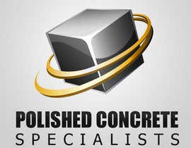 EhabSherif tarafından Logo Design for Polished Concrete Specialists için no 156
