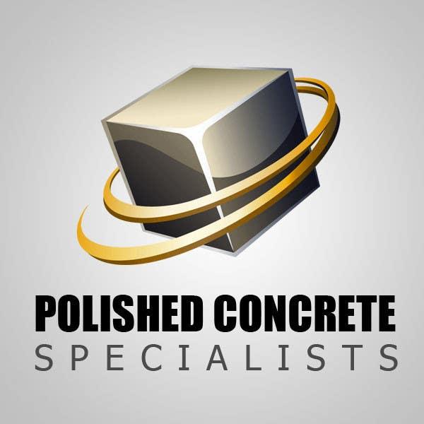 Penyertaan Peraduan #155 untuk Logo Design for Polished Concrete Specialists