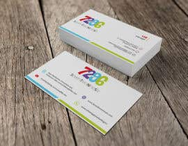 #27 untuk Design some Business Cards for SevenTwoNineSix oleh youart2012