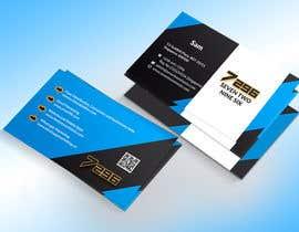 #24 untuk Design some Business Cards for SevenTwoNineSix oleh shailpatel150