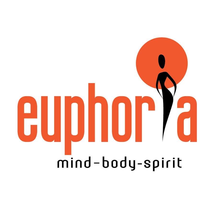 Конкурсная заявка №169 для Logo Design for Euphoria Centre