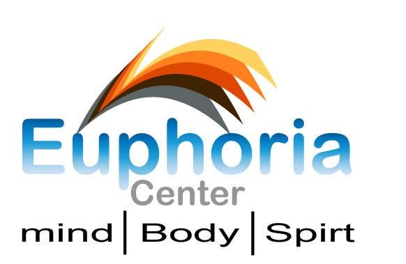 Penyertaan Peraduan #                                        213                                      untuk                                         Logo Design for Euphoria Centre