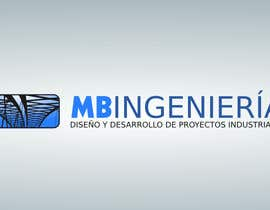 #28 para design a logo // Diseñar un logotipo for mbingenieriasas.com/ de cbertti