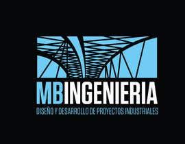 #4 para design a logo // Diseñar un logotipo for mbingenieriasas.com/ de MatiasDC
