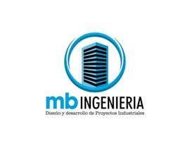 #29 para design a logo // Diseñar un logotipo for mbingenieriasas.com/ de johnymorales22