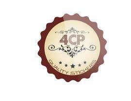nº 32 pour Design a Logo for new stickers on a roil business par ahsankazmi424