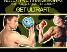 #9 for ULTRAFIT No Contract Promo Offer af Ashleycalver
