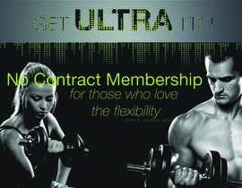 #6 for ULTRAFIT No Contract Promo Offer af skrafman