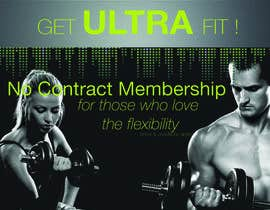 #7 for ULTRAFIT No Contract Promo Offer af skrafman