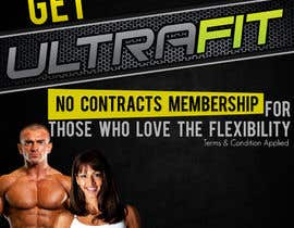 #10 for ULTRAFIT No Contract Promo Offer af AmrilRadzman