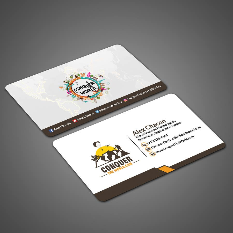 Entry 9 By Papri802030 For Design Some Business Cards Freelancer
