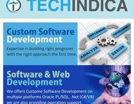 nº 24 pour Design a Banner For my upcoming IT Firm par quadrigodigital