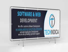 nº 15 pour Design a Banner For my upcoming IT Firm par mmhmonju