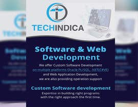 nº 19 pour Design a Banner For my upcoming IT Firm par mmhmonju