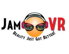 amit4raj tarafından JamVR  -  Virtual Reality Logo için no 87