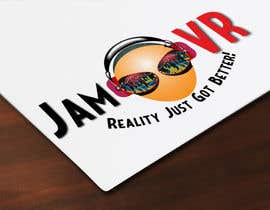 amit4raj tarafından JamVR  -  Virtual Reality Logo için no 90