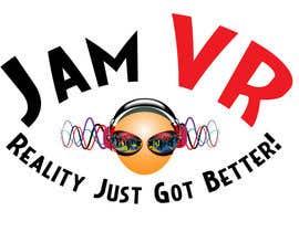 amit4raj tarafından JamVR  -  Virtual Reality Logo için no 92