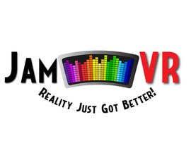 amit4raj tarafından JamVR  -  Virtual Reality Logo için no 94