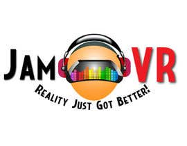 amit4raj tarafından JamVR  -  Virtual Reality Logo için no 95